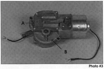 1955 Chevy Truck >> How To Identify A 1955-1957 Chevy Electric Wiper Motor