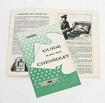 1955 Chevy Full Size Owner's Manual