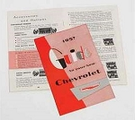 1957 Chevy Full Size Owner's Manual
