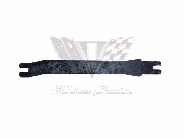Chevyreardrumparkingbrakespacerbar on Chevy Impala Parking Brake
