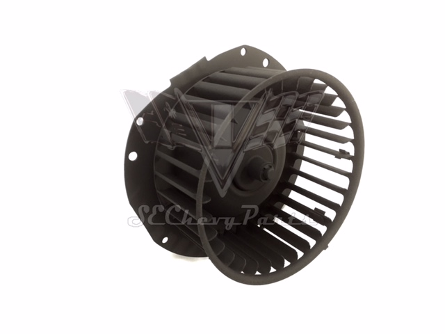 1959 1960 Chevy Impala Oem Heater Deluxe Fan Motor With