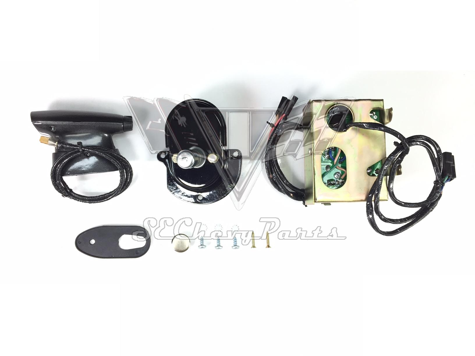 1960 chevy guide autronic eye headlight dimmer system restored