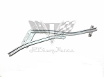 1961-1962 Chevy 2-Door OEM Hardtop non-Bubble Top LEFT Quarter Window Channel Track