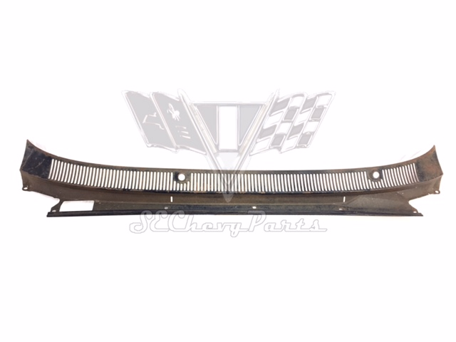 Chevy impala oem cowl vent grille panel cover