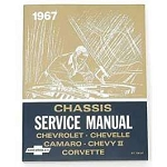 1967 Chevy Passenger Car Chassis Service Manual