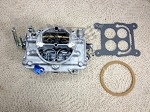 1962-1964 Chevy 409 4bbl Front Carter Carburetor - Re-manufactured
