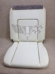 1962-1963 Chevy Impala SS Bucket Seat Cushion Foam Buns