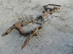 1959-1964 Chevy Impala Frame - USED