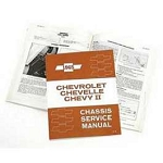 1965 Chevy Passenger Car Chassis Service Manual