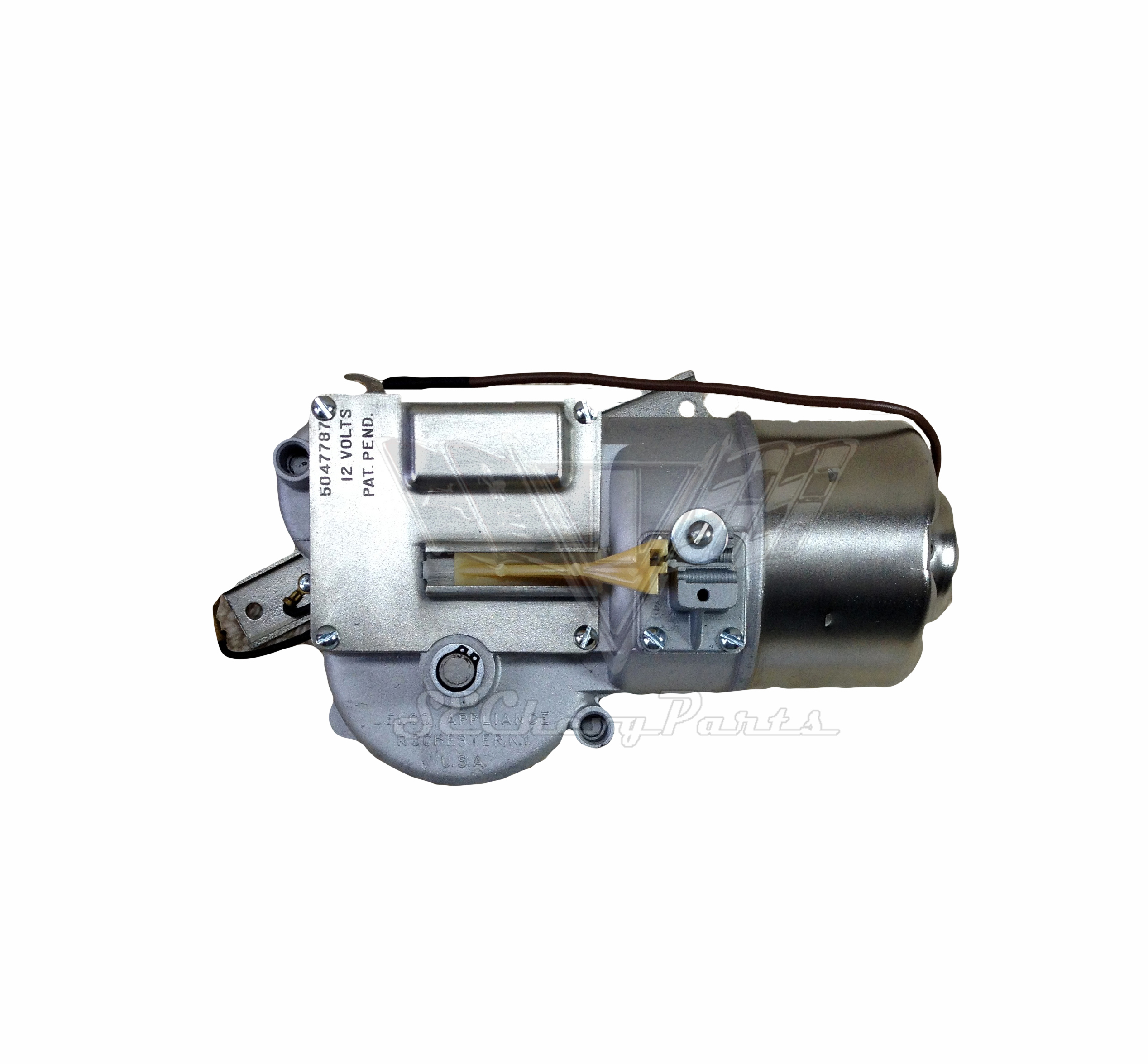 Windshield Wiper Motor >> 1955 Chevy 2 Speed Electric Windshield Wiper Motor Remanufactured