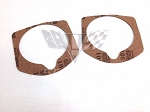 1955-1964 Chevy Rear Axle Wheel Bearing Cover Gasket PAIR