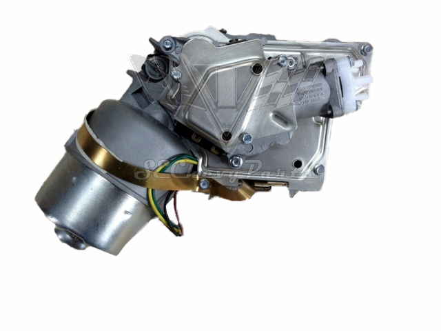 Windshield Wiper Motor >> 1959 1962 Chevy 2 Speed Electric Windshield Wiper Motor With Washer Pump Remanufactured