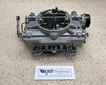 1962-1964 Chevy 409 4bbl Rear Carter Carburetor - REMANUFACTURED