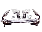 1955 Chevy Front & Rear Accessory Bumper Guards
