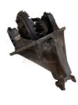 1955-1964 Chevy 3.55 Rear End Differential OEM USED