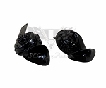 1959 Chevy Original Hi/Lo Horns, Pair REMANUFACTURED