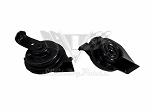 1961 Chevy Original Hi/Lo Horns, Pair REMANUFACTURED