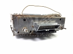1959-1960 Chevy Impala Delco AM Push-Button Radio Untested USED