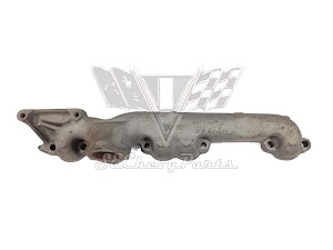 1955-1956 Chevy Corvette V8 265 LEFT Exhaust Manifold #3837069/3704791 USED