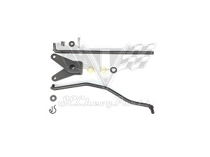 1955-1957 Chevy Automatic Powerglide Transmission Shift Linkage Kit RESTORED