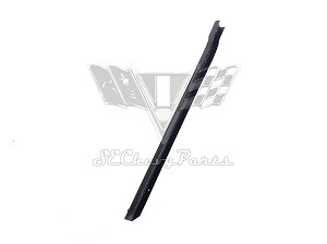 1956-1957 Chevy Bel Air 4-Door Sedan Rear Door Rear Lower Vertical Channel