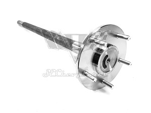 1957-1958 Chevy Bel Air Forged Steel LEFT Rear Axle 17 Spline