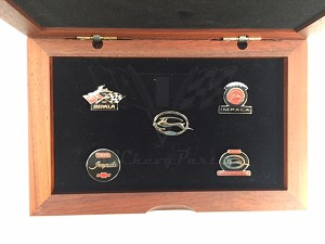 1959 1965 1972 1996 Chevy Impala Limited Edition Commemorative Pin Collection 234 of 350