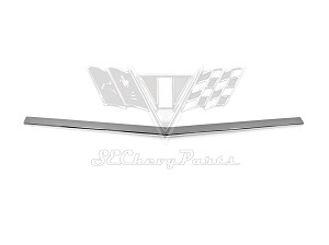 1960 Chevy CENTER Lower Grille Molding SHOW OEM