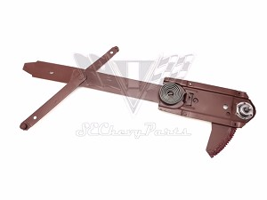 1961-1964 Chevy 2-Door Hardtop Convertible Sedan RIGHT Door Window Regulator OEM - REBUILT