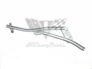 1961-1962 Chevy 2-Door OEM Hardtop non-Bubble Top RIGHT Quarter Window Channel Track