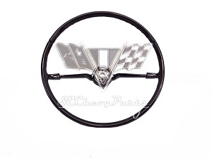 1965 Chevy Impala RESTORED Steering Wheel