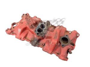 1966-1967 Chevy Corvette 327 350HP 2bbl Intake Manifold #3704790 USED