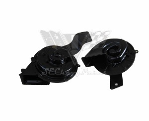 1963 Chevy Original Hi/Lo Horns, Pair REMANUFACTURED