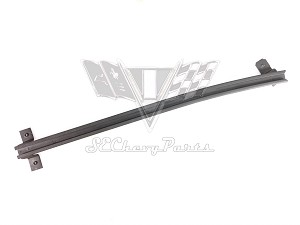 1955-1957 Chevy 2-Door Sedan Quarter Window LEFT Front Glass Channel Track